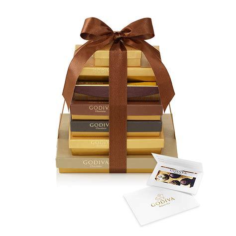 Godiva Gift Cards - 100 godiva gift card decadent dreams gift tower godiva