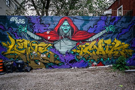 Wall Mural Artists 5 places to check out graffiti and street art in toronto