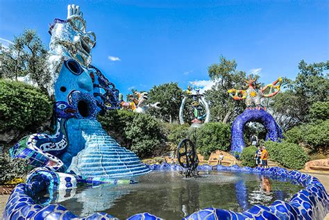giardino tarocchi il giardino dei tarocchi racconti di viaggio avventure