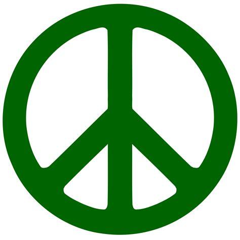 peace sign green peace symbol 1 scallywag peacesymbol org peace