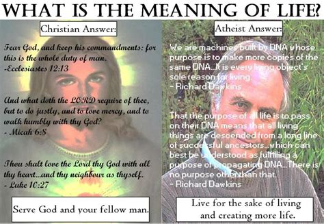how biography meaning christianity it makes sense