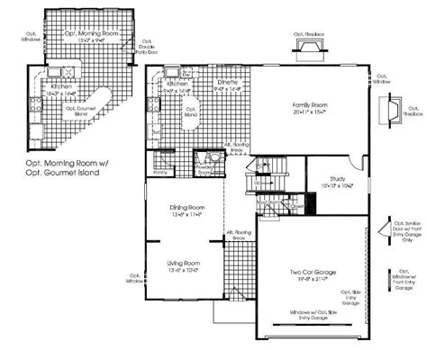 ryan homes avalon floor plan awesome ryan homes rome floor plan new home plans design