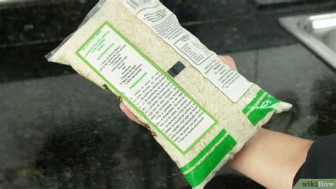 cucinare il riso nel microonde come cuocere il riso nel microonde 9 passaggi