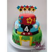Torta Mickey Mouse House 3 Pisos