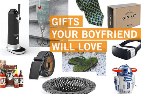 gifts for a new boyfriend bring on sparks with these gifts for your new boyfriend