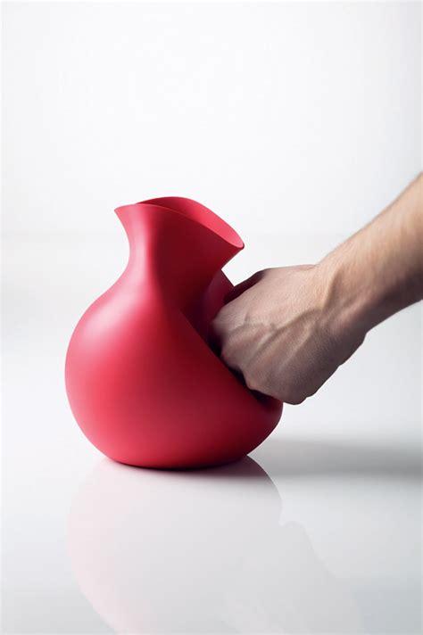 designapplause rubber vase henriette melchiorsen