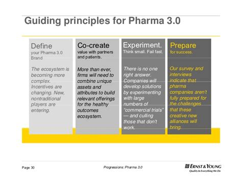commercial model pharmaceutical guiding principles for pharma 3 0