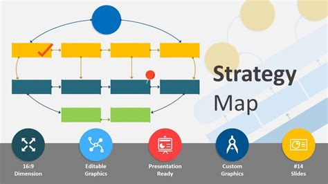 Process Map Powerpoint Template Best And Professional Templates Powerpoint Map Templates