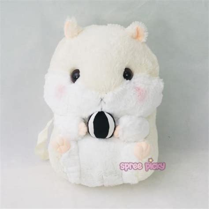 New Best Seller Terowongan Lorong Hamster Plus 4 colors kawaii hamster plush backpack sp164963 spreepicky