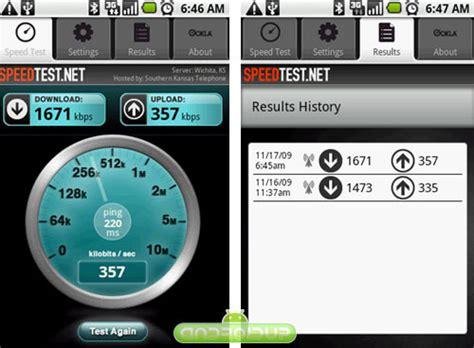 speedtest misura la velocit 224 della tua rete mobile