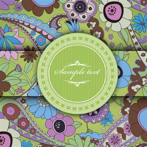 Svg Pattern Cover | european pattern background cover 03 vector free vector in
