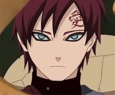 Anime Eyebrows by Just Imagine Gaara With Eyebrows For Amanda