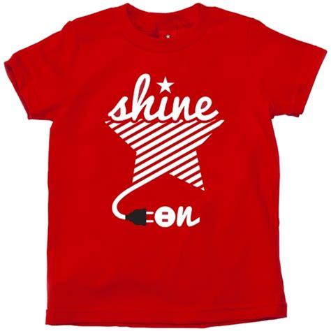 shine tshirt shine on trendstar shop