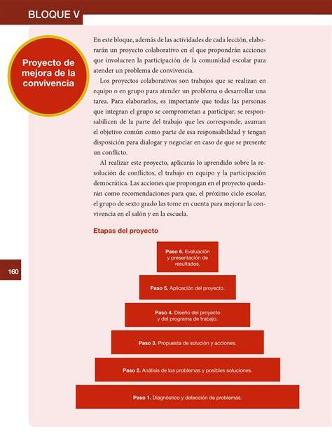 libro de formacion civica y etica de 6 grado 2016 2017 formaci 243 n c 237 vica y 201 tica sexto grado 2016 2017 online