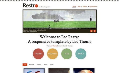 free responsive joomla templates for business 30 free and premium responsive joomla templates ginva