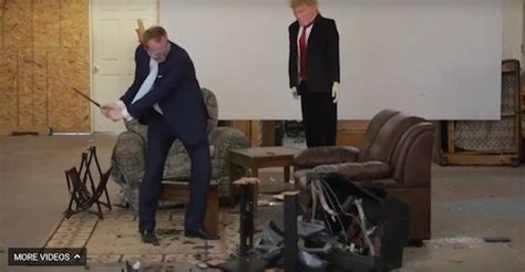 anger room dallas libs trash s office for a price the anger room provides outlet for sore losers pent up