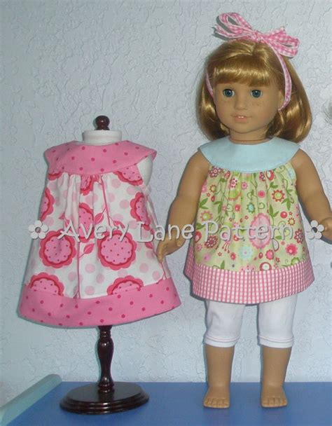 pattern dolls clothes sew 17 best images about american girl on pinterest sewing