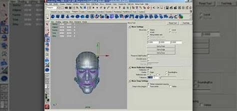 reset move tool maya how to use the reflect operation on the move tool in maya