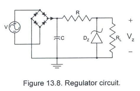 zener diode as voltage regulator on pspice wave rectifier pdf