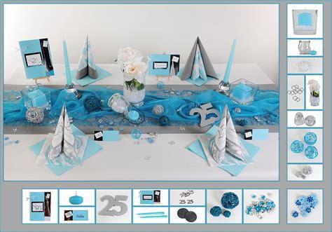 Tischdeko Shop Hochzeit by Tischdeko Silberne Hochzeit 11 In T 252 Rkis Silber Als