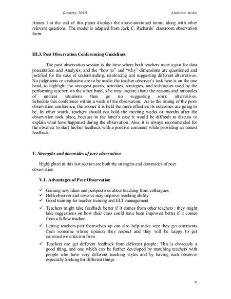 sle reflective essay on teaching towards a reflective classroom peer doc esl efl teachers