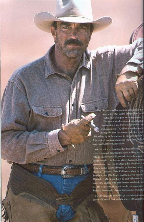 Tom Selleck Back On The Small Screen by Royal Gold Cigars Tom Selleck Tom Selleck