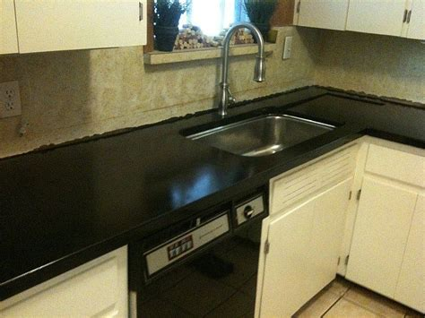 Concrete Countertops Black by 13 Best Images About Concrete Countertops On