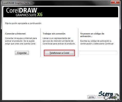 corel draw x7 codigo de activacion coreldraw graphics suite x6 x86 x64 es resubido identi
