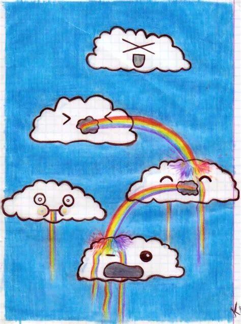 Rainbow Throw Up Meme - image 19595 puking rainbows know your meme