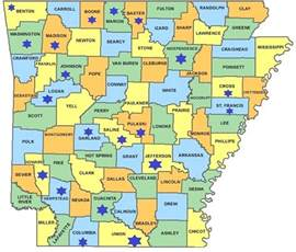 county map locator ar inmate list