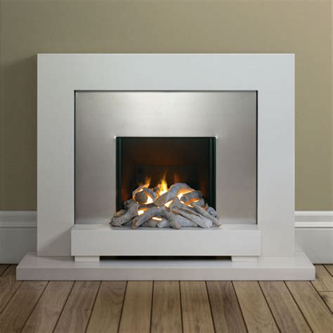 In Fireplace by Slab 16 Chiswell Fireplaces
