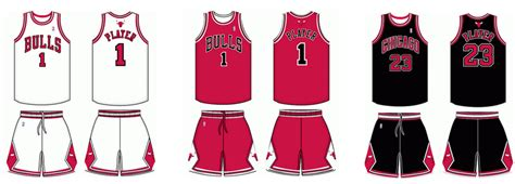 nba jersey design editor chicago bulls basketball uniform design nba jersey