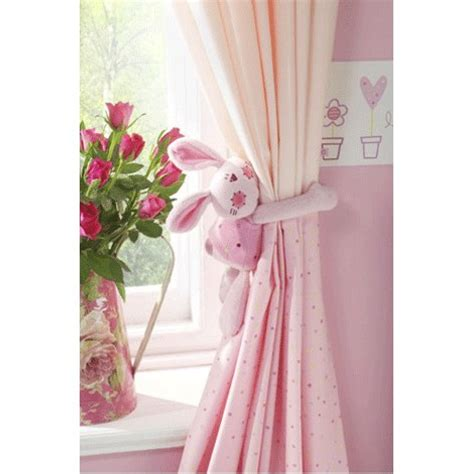 Pink Curtains Nursery Lollipop Rosie Posy Nursery Curtains Review Compare Prices Buy
