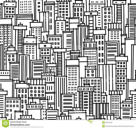 city pattern photography seamless pattern of city royalty free stock photos image