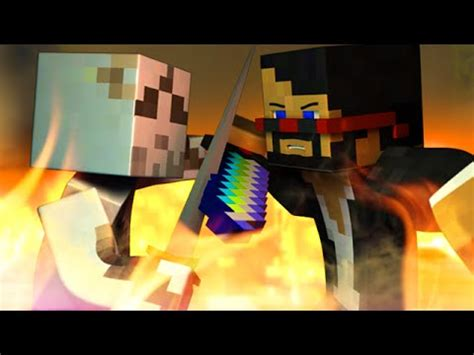 captainsparklez jerry the battle for jerry s tree minecraft animation youtube