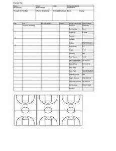 Basketball Tournament Program Template by Basketball And Templates On