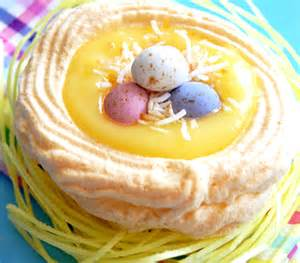 Nests with jelly beans recipe by quick easy cooking ifood tv