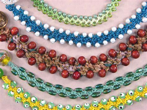 bead crochet tutorial crochet with patterns crochet club