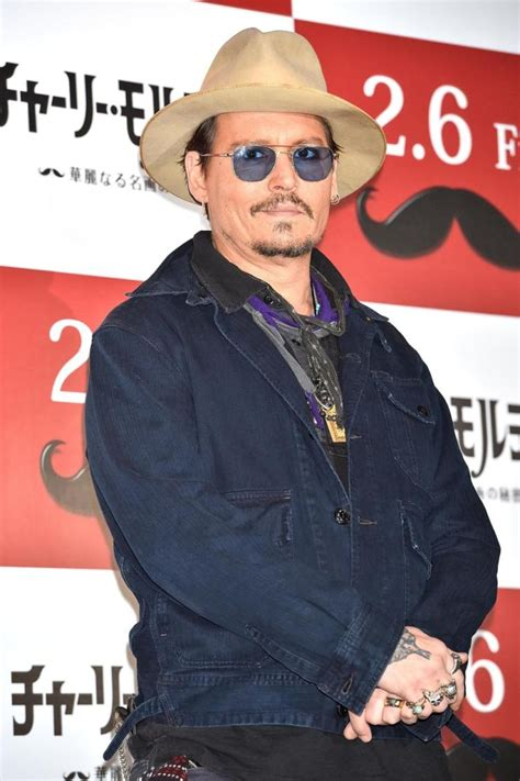 Jpn One Wcf Johnny johnny depp in japan i was attacked by a chupacabra ny daily news