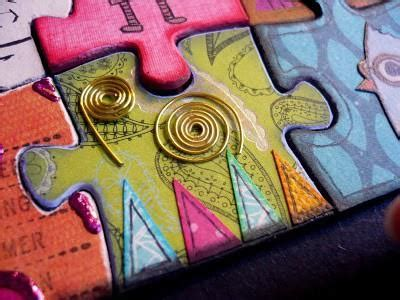 crafts for middle school back to school craft create a class puzzle