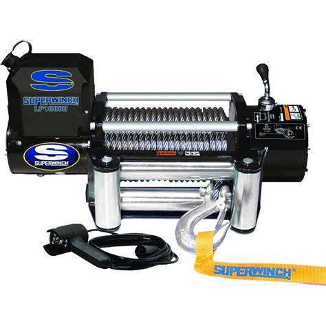 Winch Bull4x4 8000 Lbs 12 Volt 4 Ton superwinch lp10000 12 volt dc road winch with 4 way