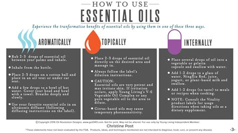 Ways To Use Essential Oils by How To Use Essential Oils And Safety Guidelines Wellness