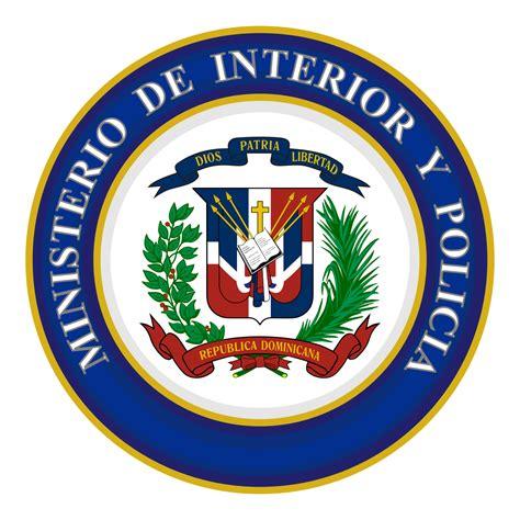 policia nacional ministerio interior ministerio interior y polic 237 a rep 250 blica dominicana