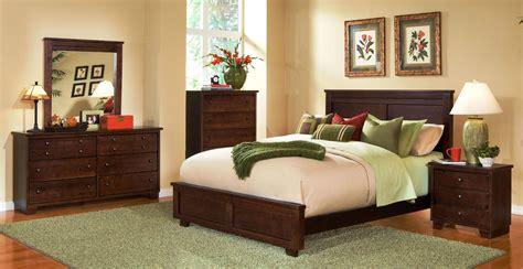 pine bedroom furniture sets diego espresso pine panel bedroom set from progressive