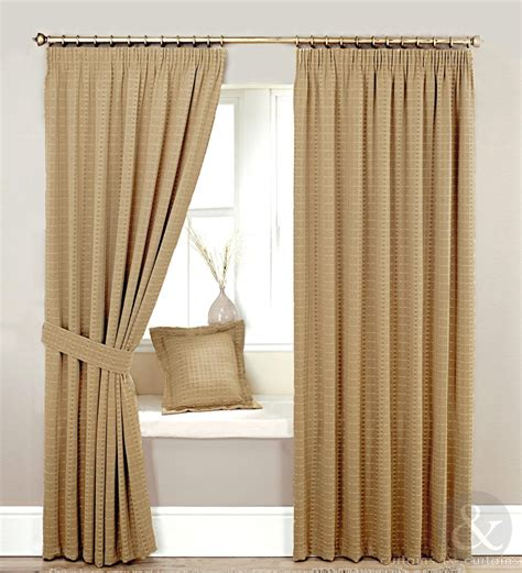 brown beige curtains 15 best heavy lined curtains curtain ideas