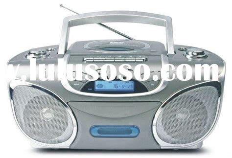 7 quot tft tv dvd usb sd boombox for sale price china