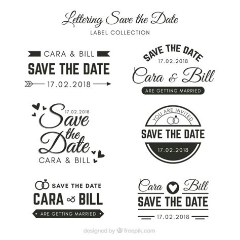16 wedding address label designs editable psd ai letter ribbon vectors photos and psd files free download