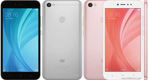 Hp Xiaomi Y1 xiaomi redmi y1 note 5a pictures official photos