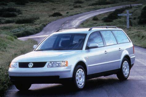 1999 Volkswagen Passat Wagon by 1998 05 Volkswagen Passat Consumer Guide Auto