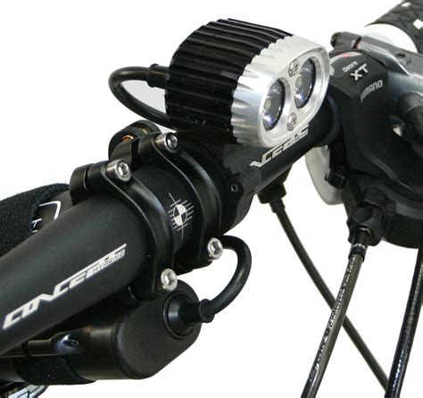 Front Light by Wiggle Vision 2 Led Endurance Front Light Front
